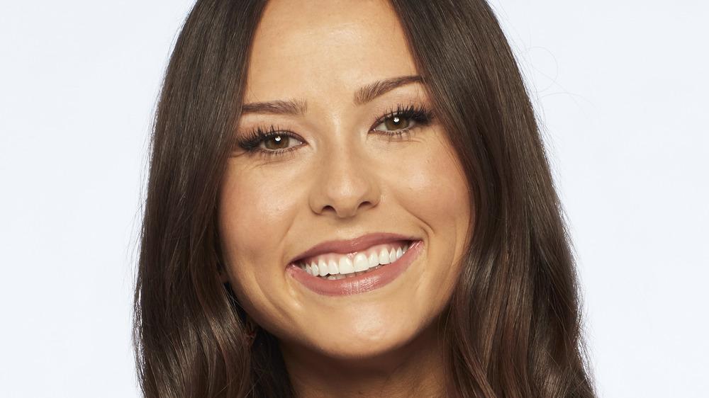 Abigail Heringer official ABC The Bachelor headshot