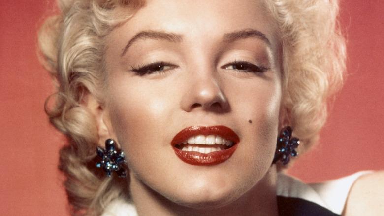 Marilyn Monroe glamour shot