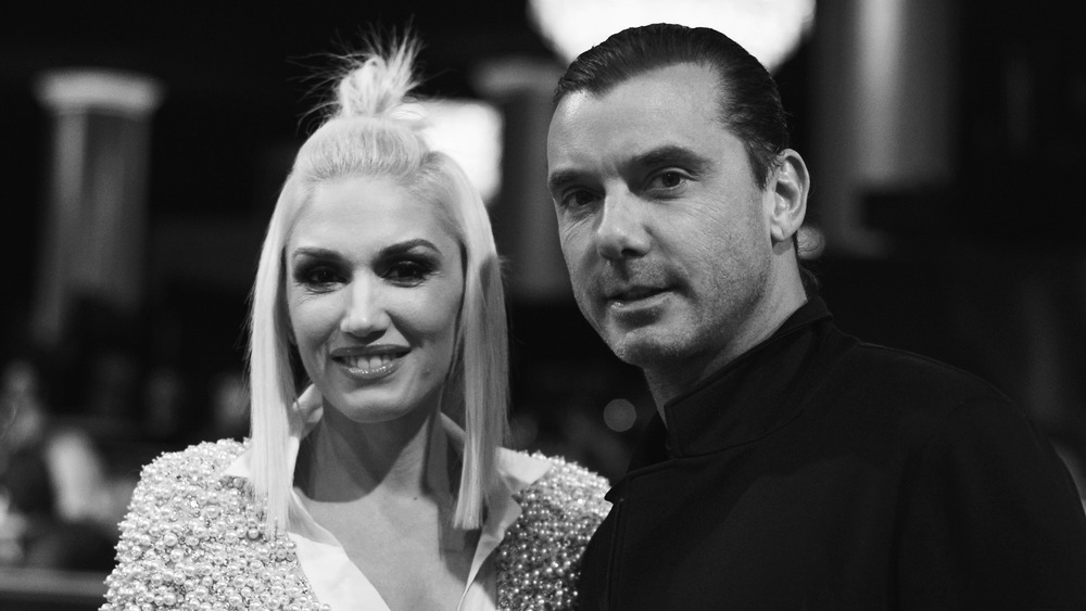 Gwen Stefani and Gavin Rossdale at the People Magazine Awards