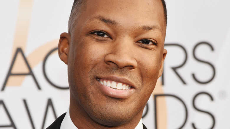 Corey Hawkins attends the 25th Annual Screen Actors Guild Awards 2019