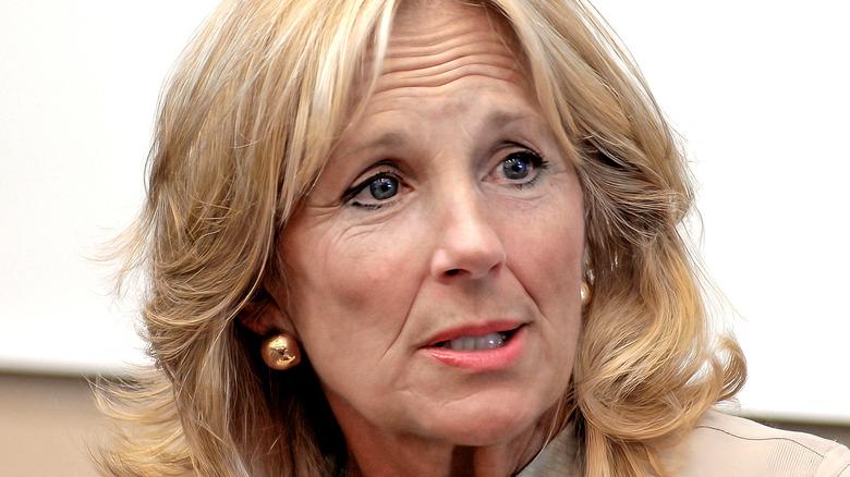 Dr. Jill Biden in 2016