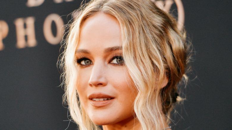Jennifer Lawrence at Dark Phoenix premiere