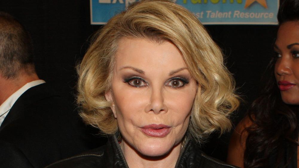 Joan Rivers headshot