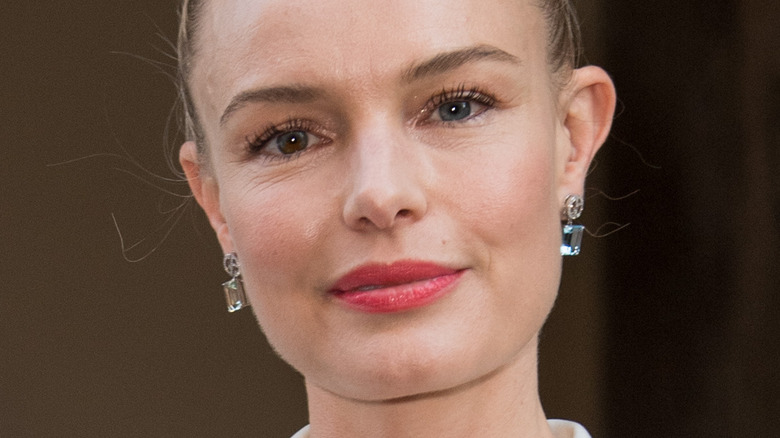 Kate Bosworth slightly smiling and looking at camera