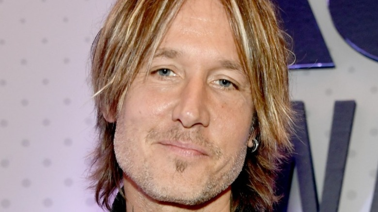 Keith Urban attends the 54th Academy Of Country Music Awards  April 06, 2019