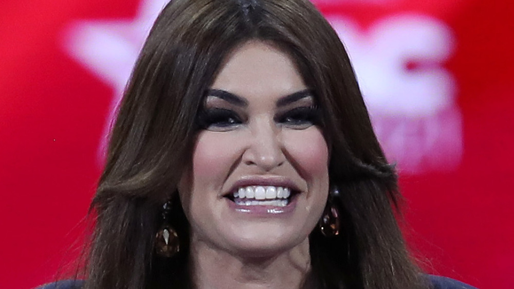 Kimberly Guilfoyle smiling at an event