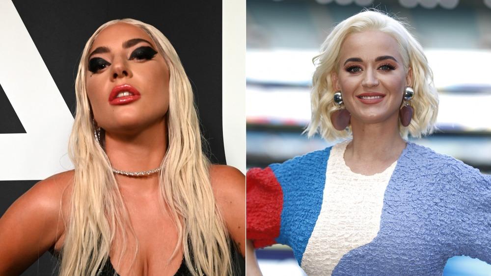Lady Gaga, Katy Perry