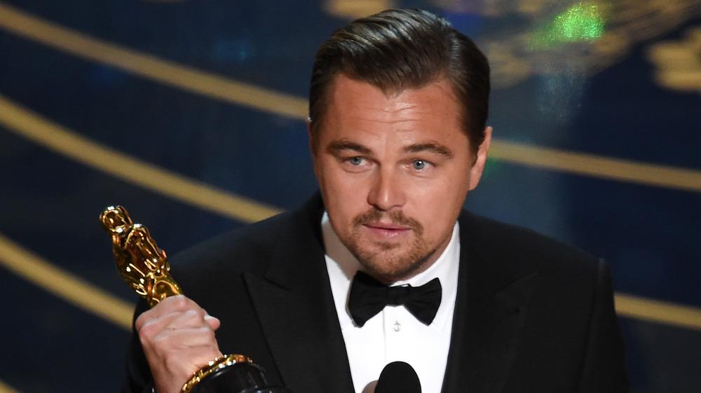 Leonardo DiCaprio Academy Awards