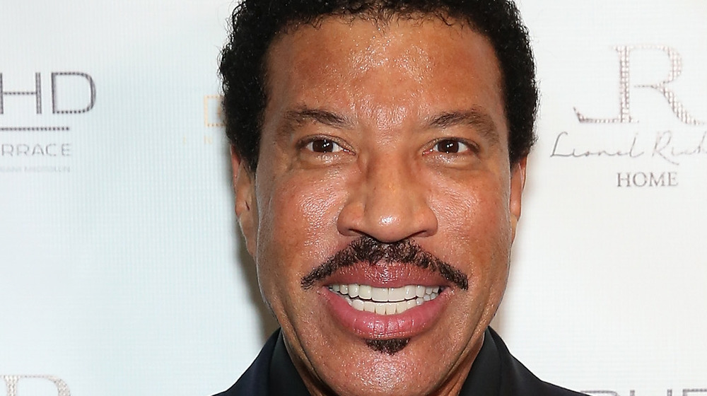 Lionel Richie at an event