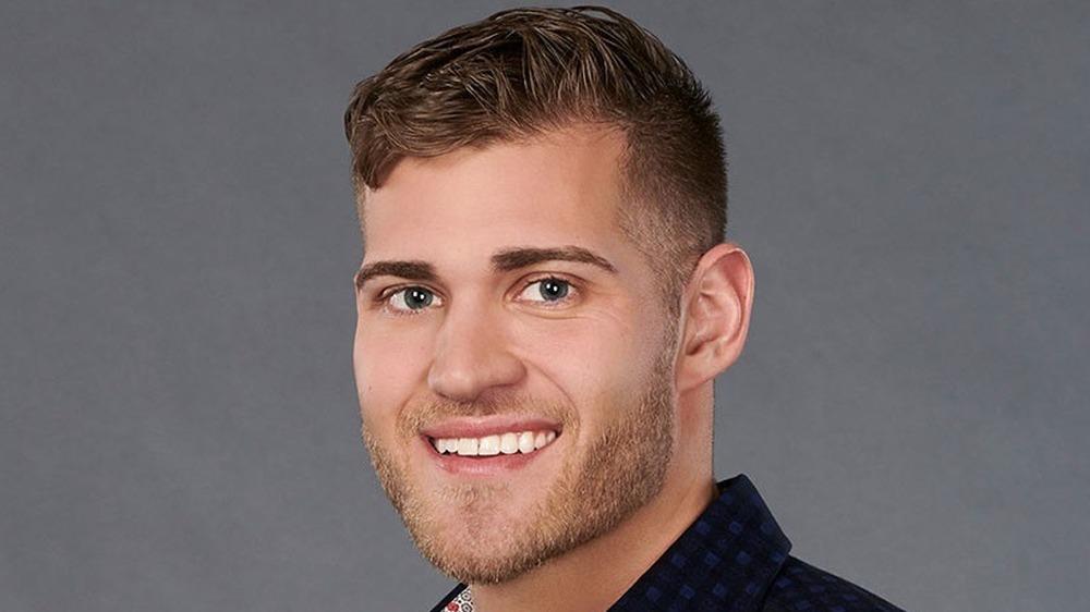 Luke Parker appears on The Bachelorette