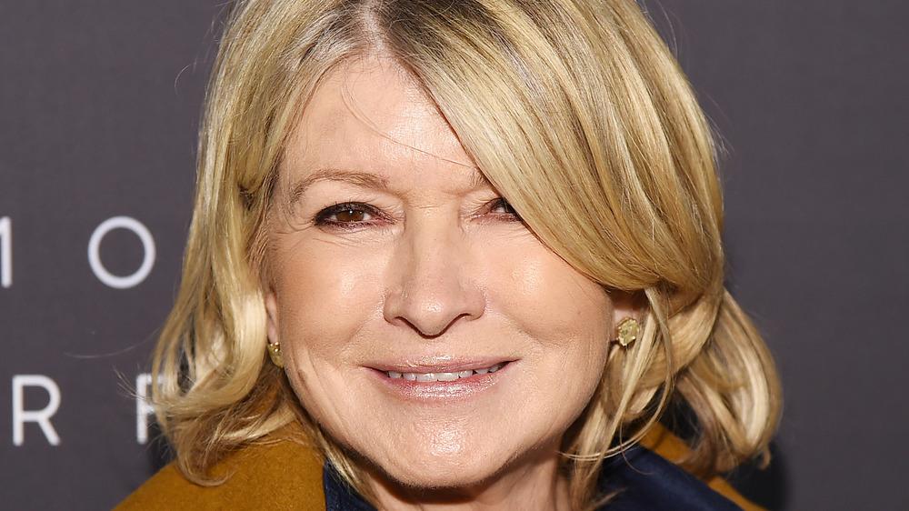 Martha Stewart at an event