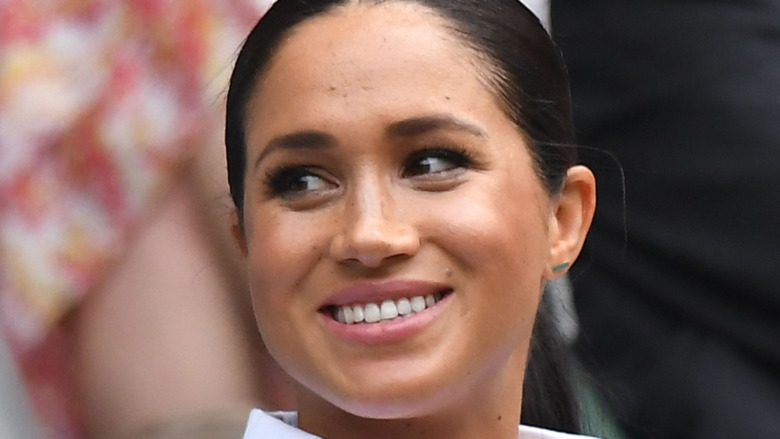 Duchess of Sussex Meghan Markle October 2020