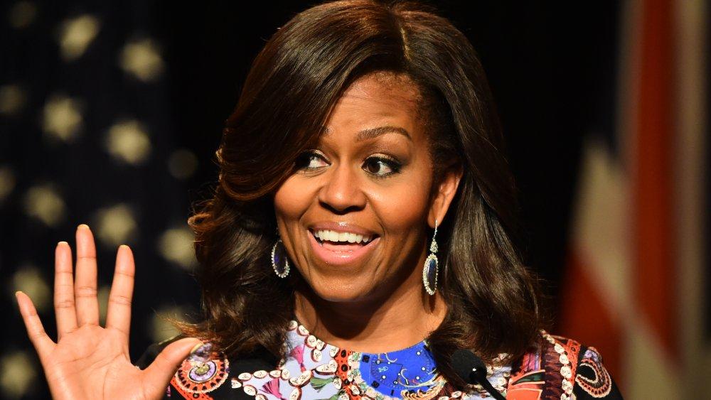 Michelle Obama at the Obama Foundation Summit