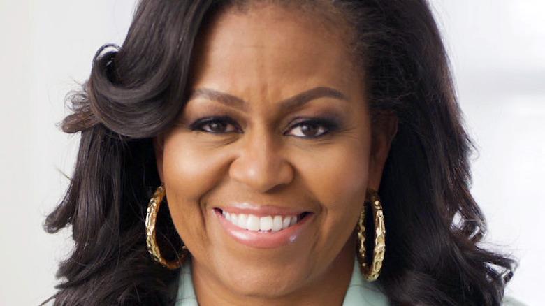 Michelle Obama, NACP, March 2021