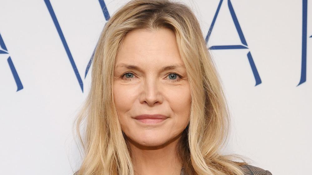 Michelle Pfeiffer attends an event