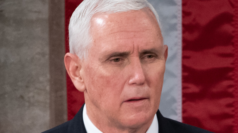 Mike Pence close-up