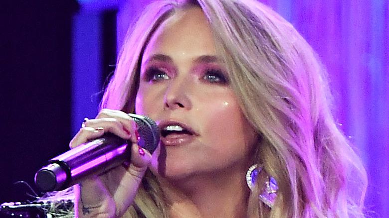 Miranda Lambert performs at 56th Academy of Country Music Awards