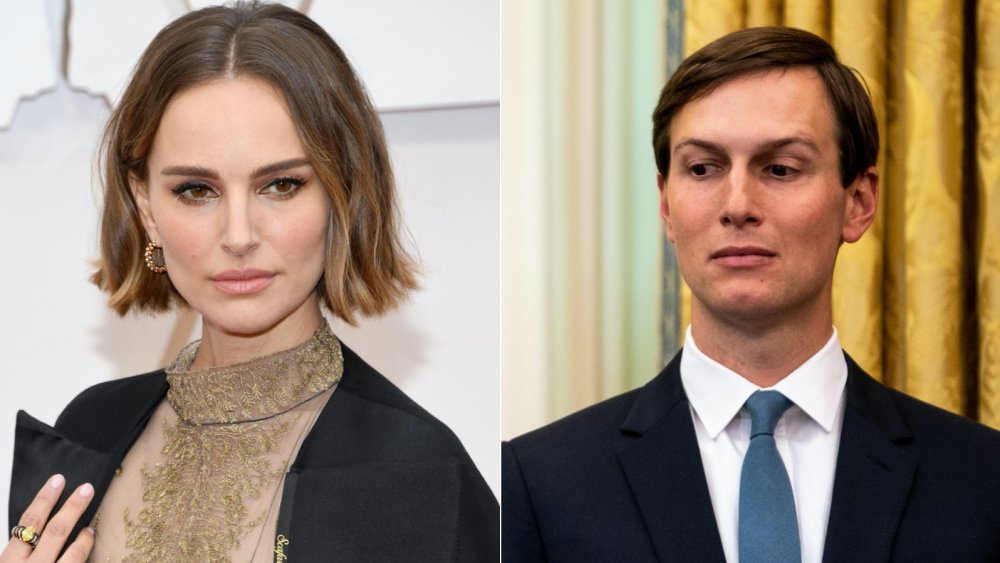 Natalie Portman, Jared Kushner