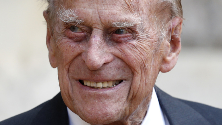 Prince Philip at event