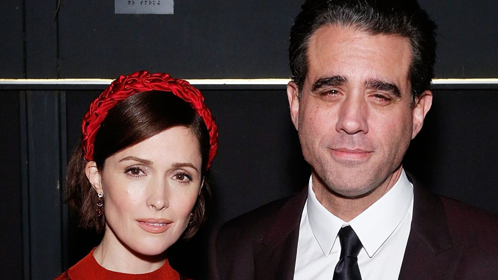 Rise Byrne and Bobby Cannavale