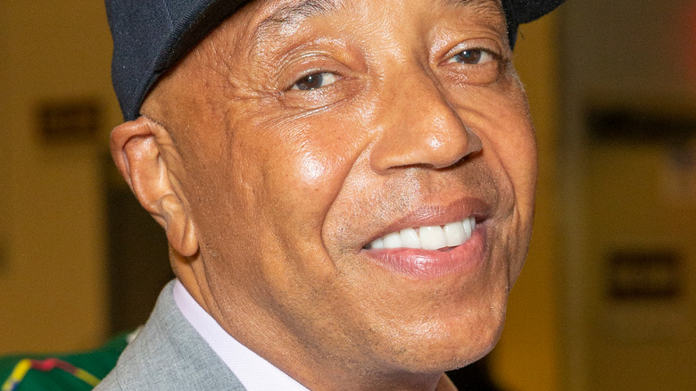 Russell Simmons in 2019