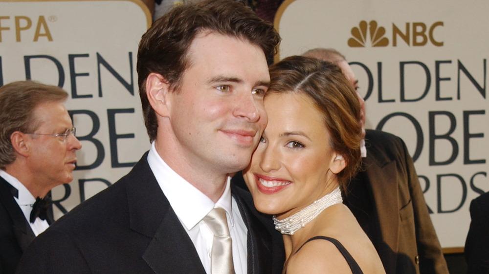 Scott Foley, Jennifer Garner