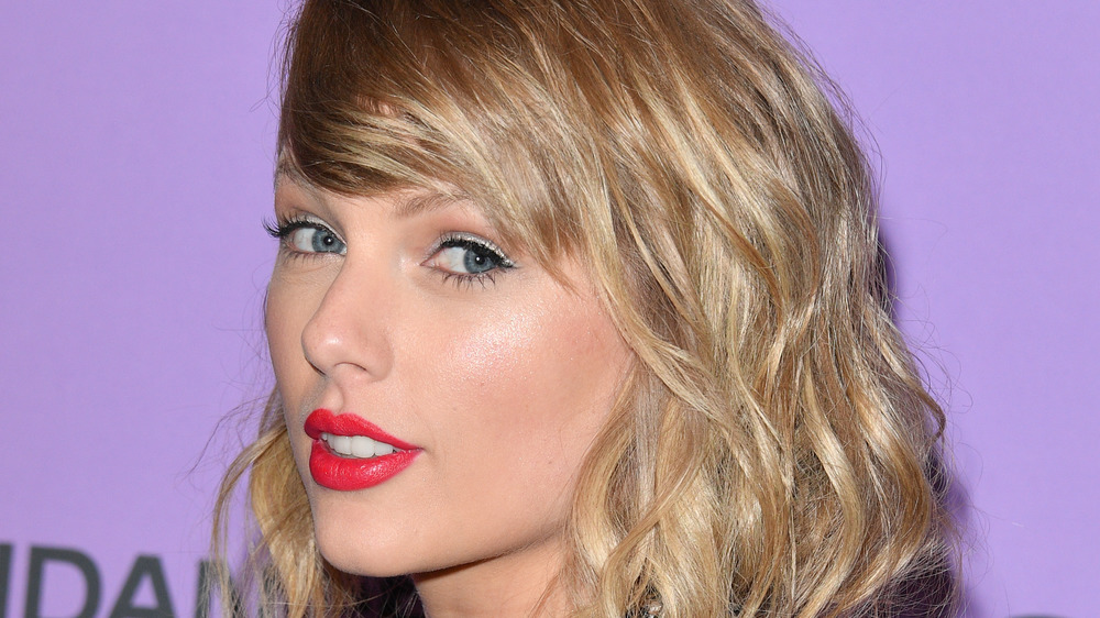 Taylor Swift at red carpet event