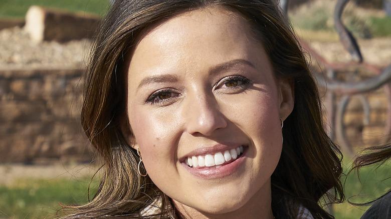 Katie Thurston smiling