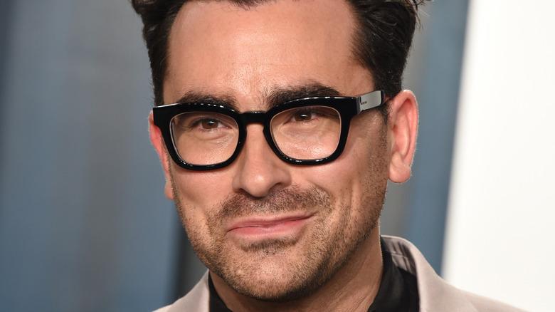 Dan Levy, 2020, red carpet photo