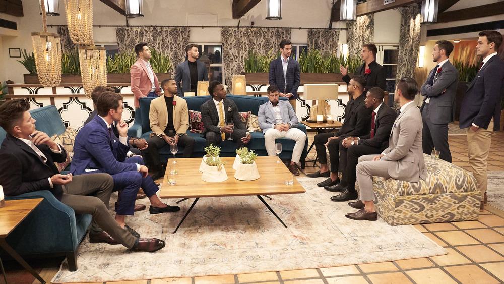 The men on Tayshia's Bachelorette season