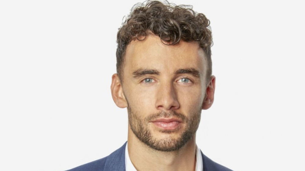 The Bachelorette's Brendan Morais