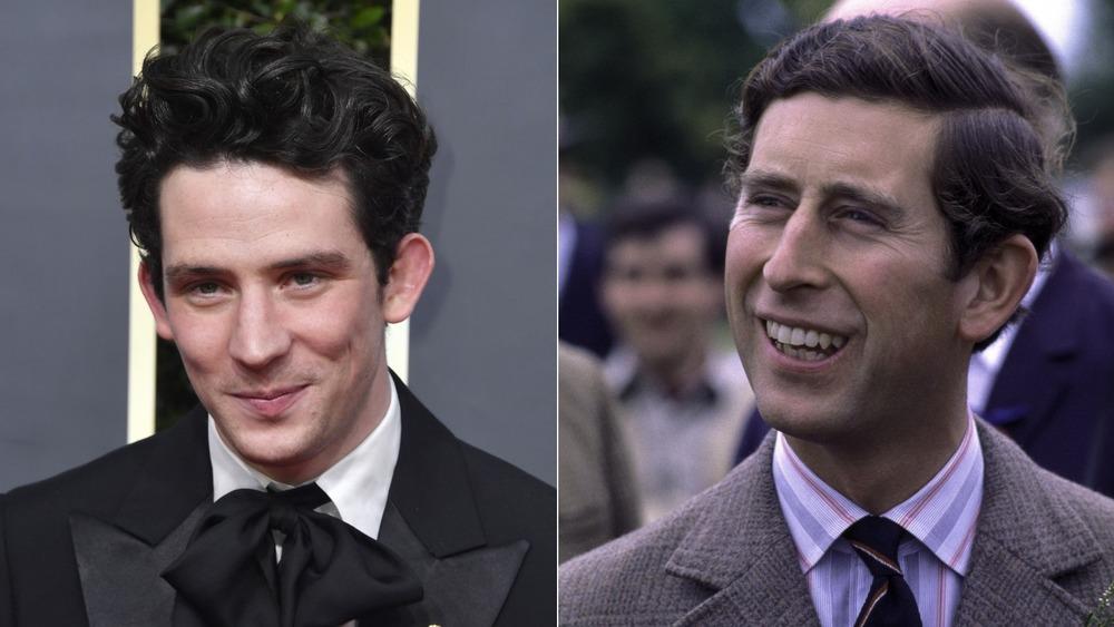 Josh O'Connor, Prince Charles
