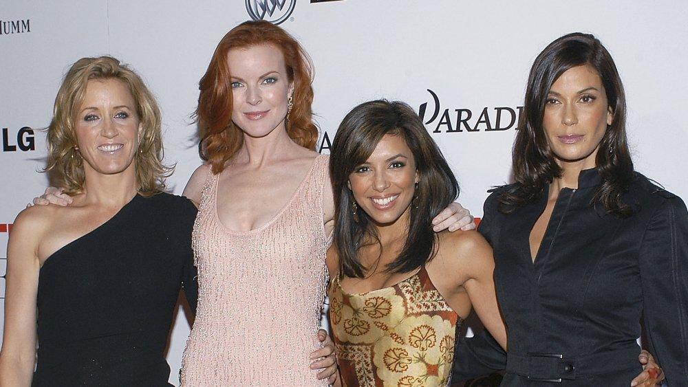 Felicity Huffman, Marcia Cross, Eva Longoria, and Teri Hatcher