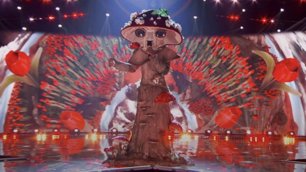 Mushroom on The Masked Singer