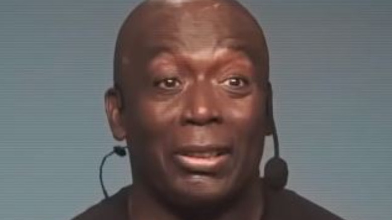 Billy Blanks Geico Audition
