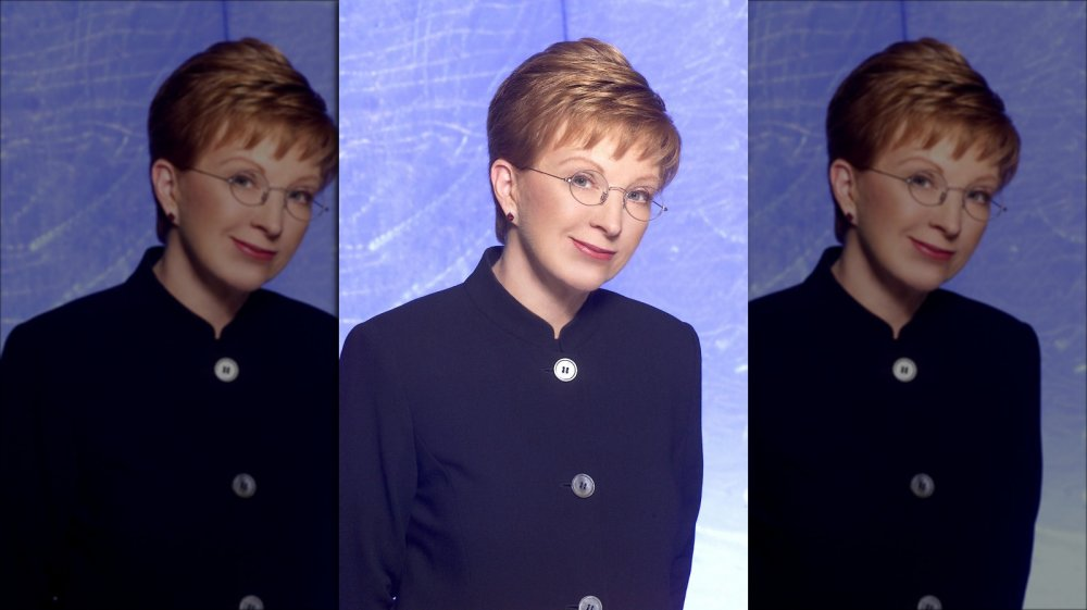 Anne Robinson from The Weakest Link