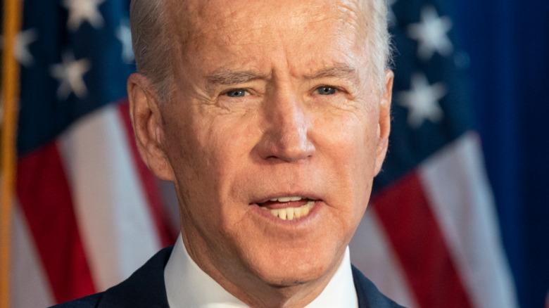 Joe Biden, 2020