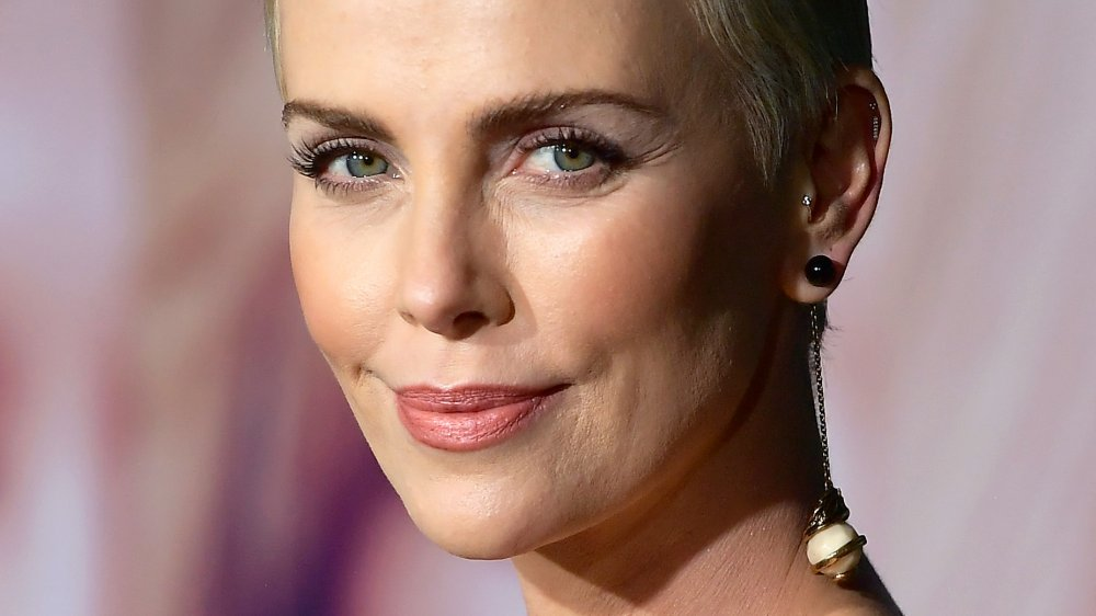 Charlize Theron at a special screening of Bombshell