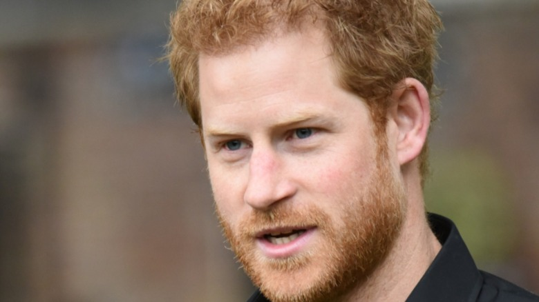 Prince Harry attends the launch of the team selected to represent the UK at the Invictus Games Toronto 2017.