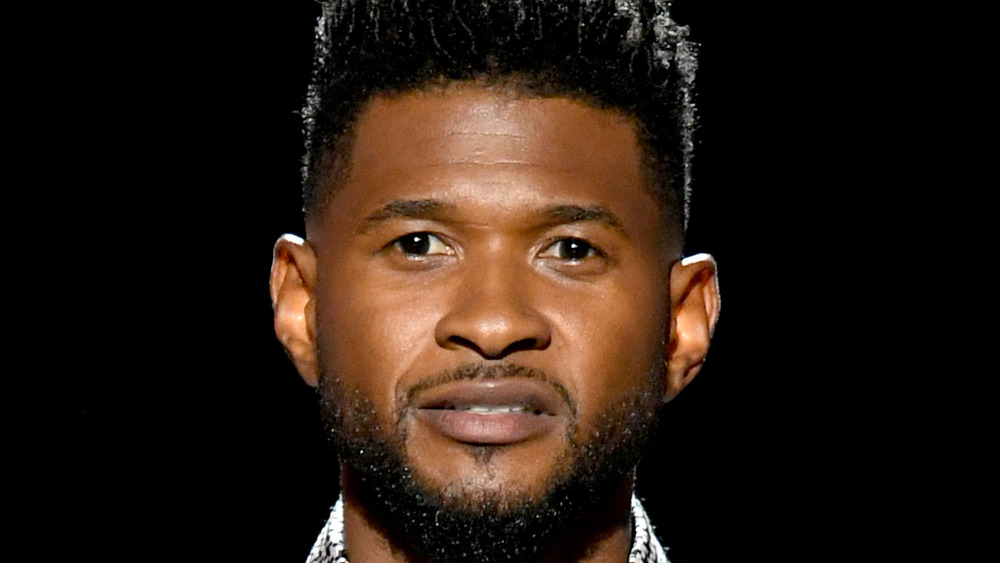 Usher at the 2019 ESPYs