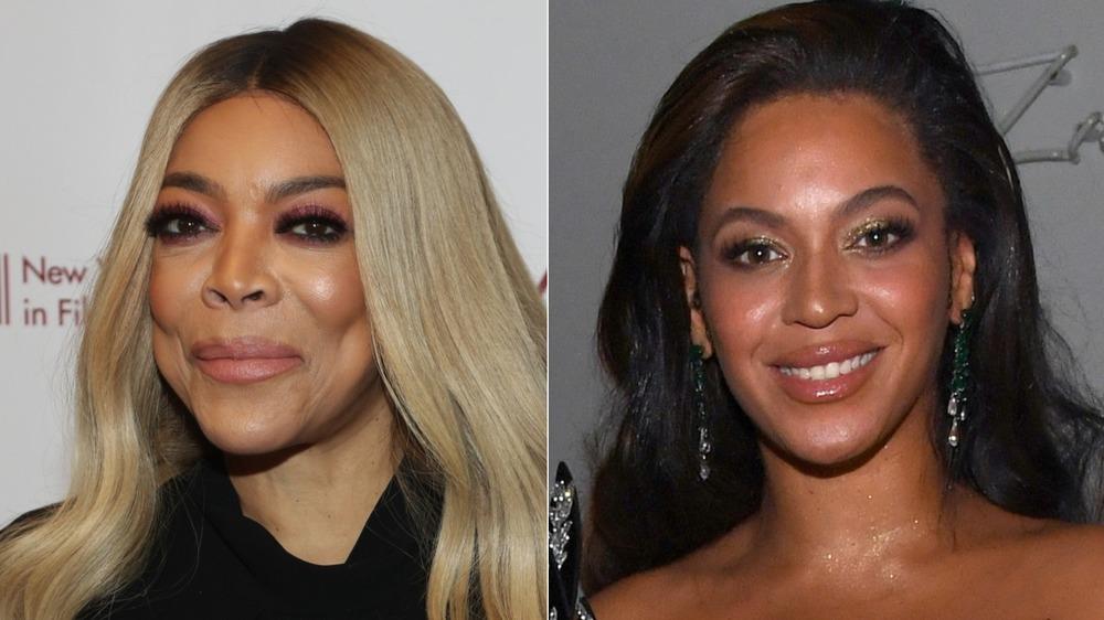 Wendy Williams and Beyoncé Knowles