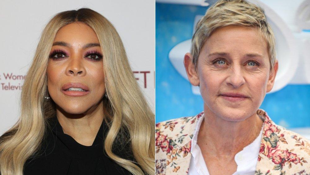 Wendy Williams, Ellen DeGeneres