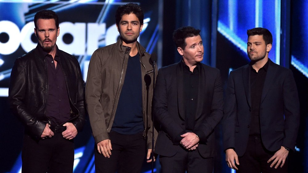 The cast of Entourage at the Billboard Music Awards