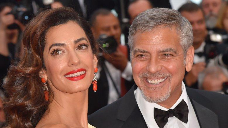 George and Amal