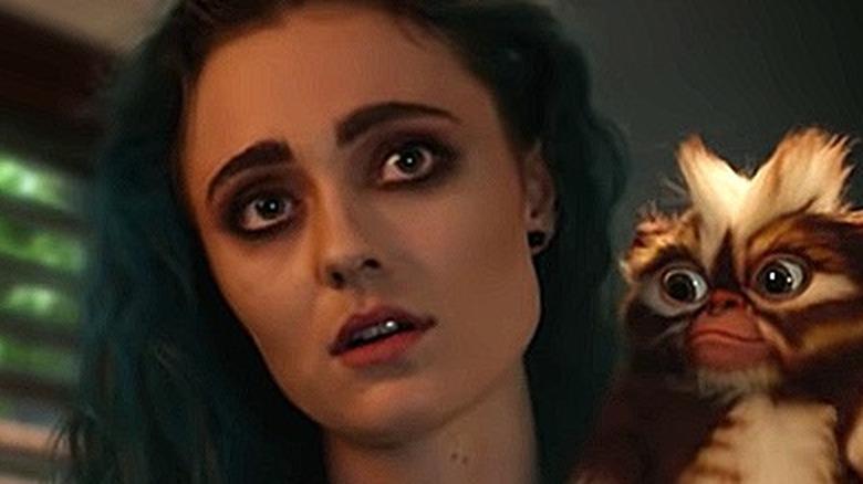 Samantha Bartow Gremlins commercial