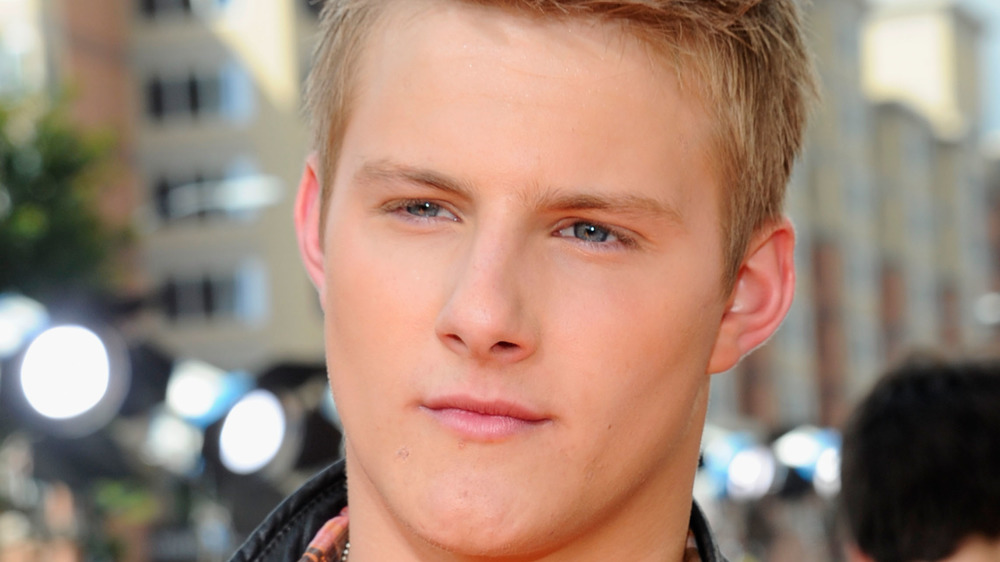 Alexander Ludwig at the 'Grown Ups 2' premiere