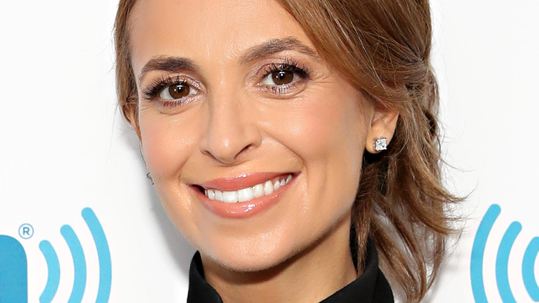 Jedediah Bila smiling at an appearance