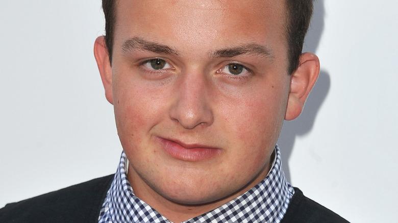 Noah Munck, 2013 red carpet, smiling