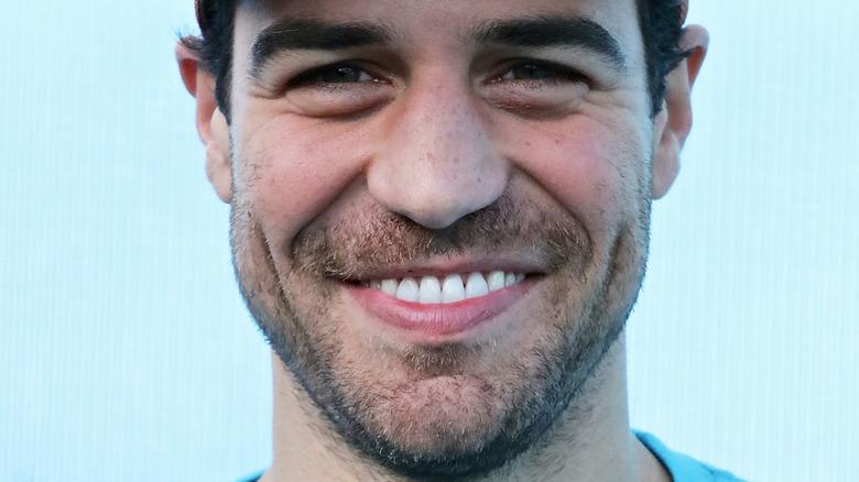 Joe Amabile smiling