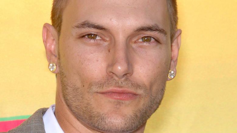 Kevin Federline 2006 at Teen Choice Awards